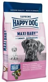 happy dog supreme junior maxi baby 29 hundefutter ab 1 kg. Black Bedroom Furniture Sets. Home Design Ideas