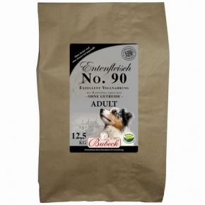 Bubeck Exzellent Entenfleisch mit Kartoffel gebacken No. 90 Adult Hundefutter ab 1 kg