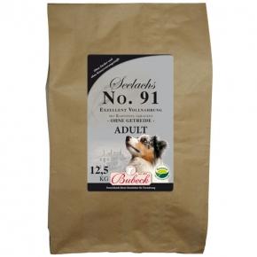 Bubeck Exzellent Seelachs mit Kartoffel gebacken No. 91 Adult Hundefutter ab 1 kg