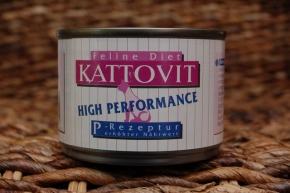 Kattovit - High Performance Aufbau Katzenfutter 175 g
