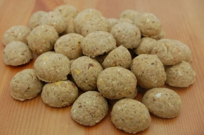 Hundekekse Lamm & Reis Drops 500 g