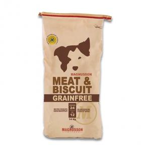 Magnusson Meat & Biscuit Adult Grain Free Hundefutter ab 1 kg