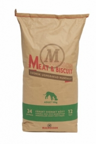 Magnusson Meat & Biscuit Adult Hundefutter 14 kg