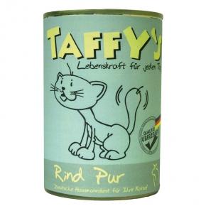 Taffy's Rind pur Katzenfutter 400 g