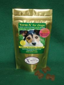 Verm-X Leckerchen für Hunde 325 g im Beutel ( ca. 200 Stück )