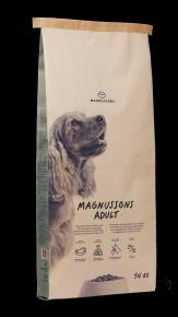 Magnusson Meat & Biscuit Adult Hundefutter 14 kg