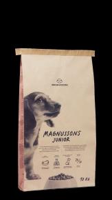 Magnusson Meat & Biscuit Junior Hundefutter 10 kg