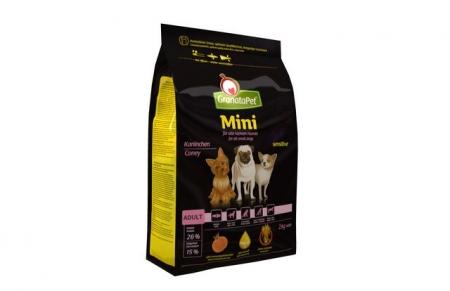 granatapet mini adult kaninchen hundefutter 2 kg 183543. Black Bedroom Furniture Sets. Home Design Ideas