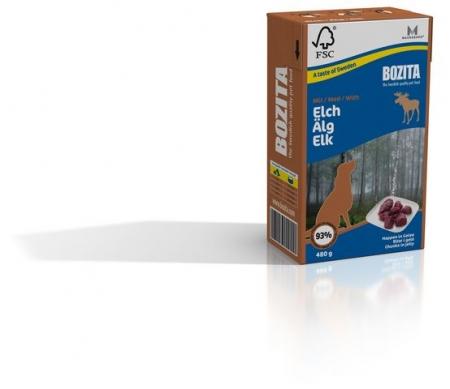 bozita tetra pack happen in gelee elch hundefutter 480 g 42126. Black Bedroom Furniture Sets. Home Design Ideas