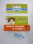 Canina Petvital Novermin für Katzen 2 ml