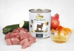GranataPet Liebling's Mahlzeit Kalb & Wildkaninchen mit Zucchini, Kürbis un Leinöl Hundefutter ab 400 g