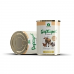 Lucky´s Geflügel & Rind Hundefutter 800 g