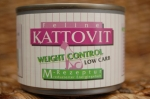 Kattovit - Weight Control Katzenfutter 175 g