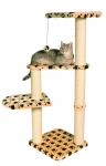 Katzen Kratzbaum Altea in versch. Farben 117 cm hoch