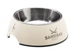 Melamin Katzen Napf Sansibar Sylt Dekor 160 ml ca. 11 cm Durchmesser