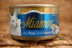 Miamor Feine Filets Thunfisch & Calamari Katzenfutter 100 g