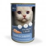 Taffy´s Huhn & Schrimps Katzenfutter 400 g