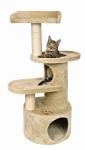 Katzen Kratzbaum Oviedo beige ca. 105 cm hoch